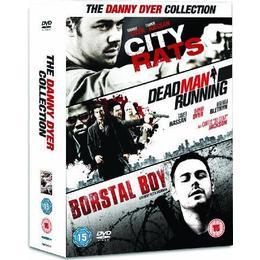 Danny Dyer Collection - City Rats/Borstal Boy/Dead Man Running [DVD] [2000] [2010]